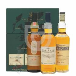 """Classic Malts Collection """"Green"""" [3*0,2L