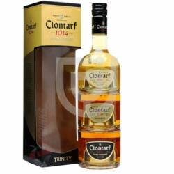 Clontarf Trinity Pack Whisky Mini [0,6L|40%]