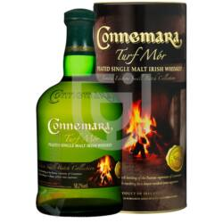 Connemara Turf Mór Cask Strength Whisky [0,7L|58,2%]