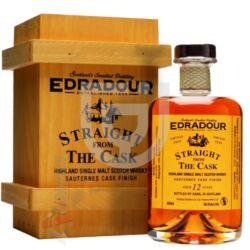 Edradour 12 years Sauternes Cask Whisky (FDD) [0,5L|57,2%]