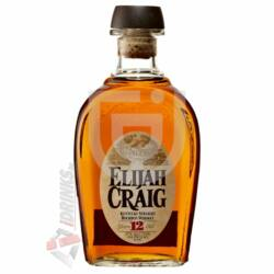 Elijah Craig 12 Years Whisky [0,7L|47%]