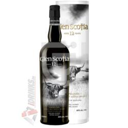 Glen Scotia 12 Years Whisky [0,7L|46%]