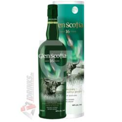 Glen Scotia 16 Years Whisky [0,7L|46%]