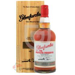 Glenfarclas 2003 Private Reserve Whisky [0,7L 46%]