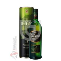 Glenfiddich 12 Years Whisky [0,35L 40%]