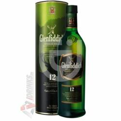 Glenfiddich 12 Years Whisky [0,7L|40%]