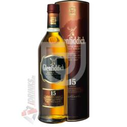 Glenfiddich 15 Years Whisky [0,7L|40%]
