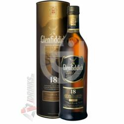 Glenfiddich 18 Years Whisky [0,7L|40%]