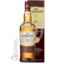 Glenlivet 15 Years Whisky [0,7L 40%]