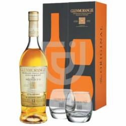 Glenmorangie Nectar D'or 12 Years Whisky (DD+2 Pohár) [0,7L|46%]