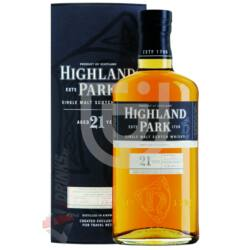Highland Park 21 Years Whisky [0,7L 47,5%]