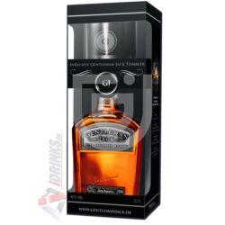 Jack Daniels Gentleman Jack Whisky (DD+Pohár) [0,7L|40%]