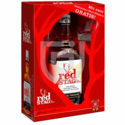 Jim Beam Red Stag Whiskey (DD+ 2 Pohár) [0,7L|40%]