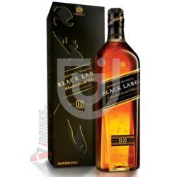 Johnnie Walker Black Label Whisky [1L 40%]