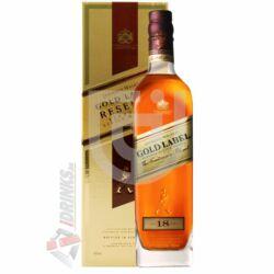Johnnie Walker Gold Label Reserve Whisky (DD) [0,75L|40%]