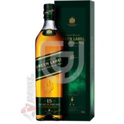Johnnie Walker Green Label Whisky [1L|43%]