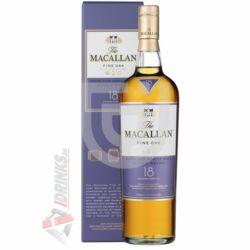 Macallan 18 Years Fine Oak Whisky [0,7L 43%]