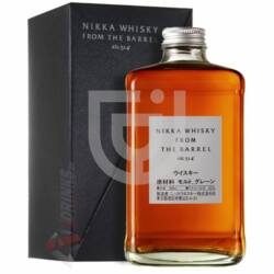 Nikka from the Barrel Whisky (DD) [0,5L 51,4%]