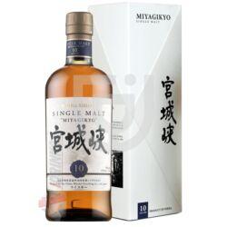 Nikka Miyagikyo 10 Years Whisky [0,7L 45%]