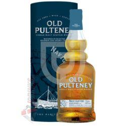 Old Pulteney Navigator Whisky [0,7L|46%]
