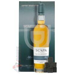 Scapa 16 Years Whisky (6 Gránit kővel) [0,7L|40%]