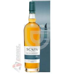 Scapa 16 Years Whisky [0,7L 40%]