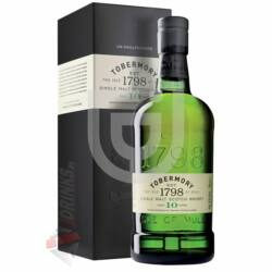 Tobermory 10 Years Whisky (DD) [0,7L 46,3%]