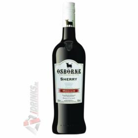 Osborne Medium Sherry [0,75L|15%]