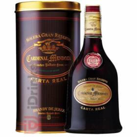 Cardenal Mendoza Carta Real Brandy [0,7L|40%]