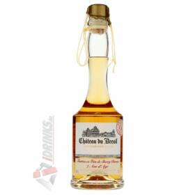 Chateau de Breuil 7 Years Oloroso Sherry Cask Finish Calvados [0,7L|42%]