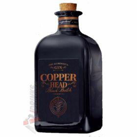 Copperhead Black Batch Gin [0,5L|42%]