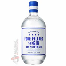 Four Pillars Navy Strength Gin [0,7L|58,8%]