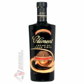 Rhum Clement Coffee Cream Likőr [0,7L 18%]