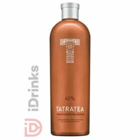 Tatratea Őszibarack-Fehér Tea Likőr [0,7L|42%]