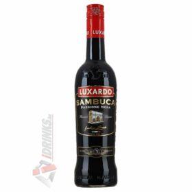 Luxardo Passione Nera Sambuca [0,7L|38%]