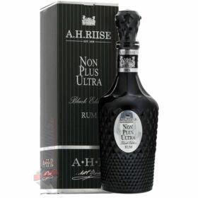 A.H. Riise Non Plus Ultra Black Edition Rum [0,7L|42%]