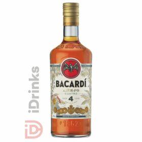 Bacardi Anejo 4 Years Cuatro Rum [0,7L 40%]