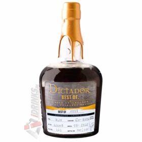 Dictador Rum The Best of 1977 [0,7L 44%]