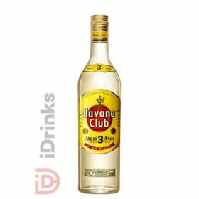 Havana Club 3 Years Rum [0,5L|40%]