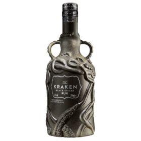 Kraken Black Spiced Rum Kerámia Dekanterben [0,7L|40%]