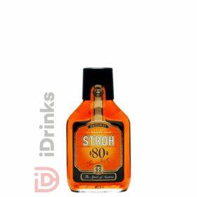 Stroh 80% Rum [0,1L 80%]