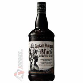 Captain Morgan Black Spiced Rum [1L 40%]