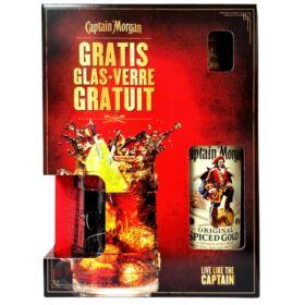 Captain Morgan Spiced Gold Rum (DD+Korsó) [0,7L|35%]