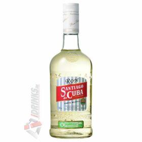 Santiago de Cuba Carta Blanca Rum [0,7L|38%]