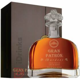 Patron Gran Burdeos Tequila [0,7L|40%]