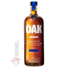Absolut Oak Barrel Crafted Vodka [1L 40%]