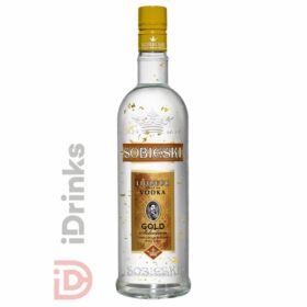 Sobieski Gold Selection Vodka [0,7L 37,5%]