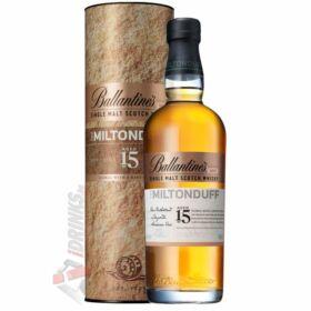 Ballantines 15 Years Miltonduff Single Malt Whisky [0,7L|40%]