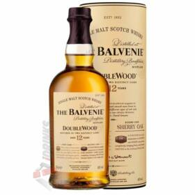 Balvenie 12 Years Double Wood Whisky [0,7L|40%]