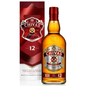 Chivas Regal 12 Years Whisky [1L 40%]
